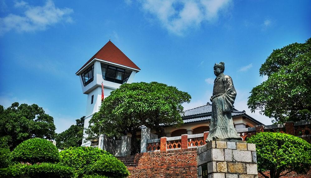 台湾新社古堡