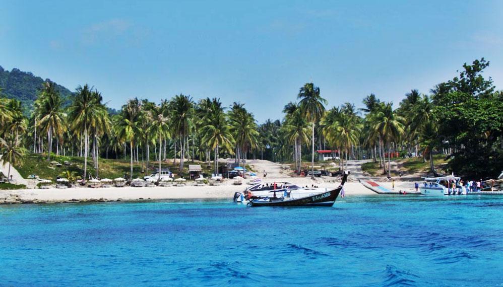 皇帝岛和珊瑚岛