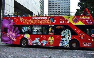 Hippo Bus